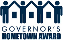 2010 Governor's Home Town award